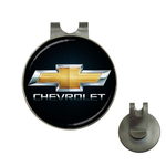 Golf Hat Clip with Ball Marker : Chevrolet