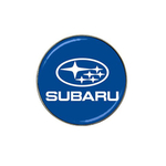 Golf Ball Marker : Subaru
