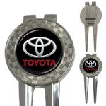 Golf Divot Repair Tool : Toyota