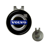 Golf Hat Clip with Ball Marker : Volvo