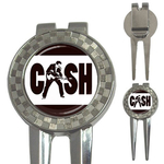 Golf Divot Repair Tool : Johnny Cash