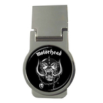 Money Clip (Round) : Motorhead