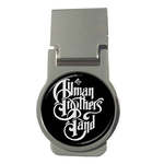 Money Clip (Round) : Allman Brothers Band