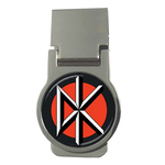 Money Clip (Round) : Dead Kennedys