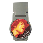 Money Clip (Round) : Jimi Hendrix - Electric Ladyland