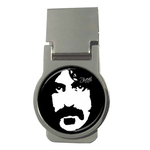 Money Clip (Round) : Frank Zappa