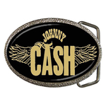 Belt Buckle : Johnny Cash - Wings