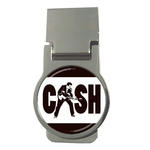 Money Clip (Round) : Johnny Cash