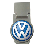 Money Clip (Round) : Volkswagen VW