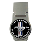 Money Clip (Round) : Ford Mustang