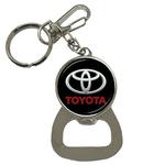 Bottle Opener Keychain : Toyota
