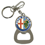 Bottle Opener Keychain : Alfa Romeo