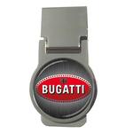 Money Clip (Round) : Bugatti