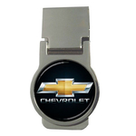 Money Clip (Round) : Chevrolet