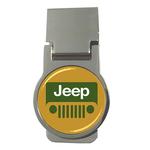 Money Clip (Round) : Jeep