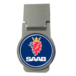 Money Clip (Round) : Saab