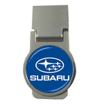 Money Clip (Round) : Subaru