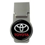 Money Clip (Round) : Toyota