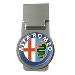 Money Clip (Round) : Alfa Romeo