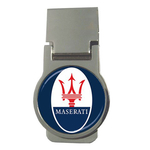 Money Clip (Round) : Maserati