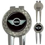 Golf Divot Repair Tool : Mini