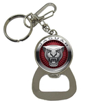 Bottle Opener Keychain : Jaguar