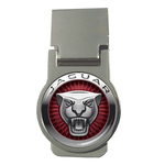 Money Clip (Round) : Jaguar