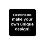 Magnet (Square) - Custom Design
