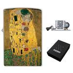 Lighter : Gustav Klimt - The Kiss