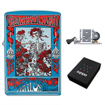 Lighter : Grateful Dead - Skull & Roses