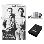 Lighter : Jack Kerouac & Neal Cassady