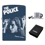 Lighter : Police - Reggatta de Blanc