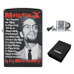 Lighter : Malcolm X