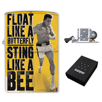 Lighter : Muhammad Ali - Float Like a Butterfly, Sting Like a Bee