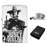 Lighter : Clint Eastwood - The Outlaw Josey Wales