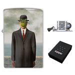 Lighter : Rene Magritte - The Son of Man