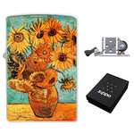 Lighter : Vincent Van Gogh - Sunflowers