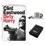 Lighter : Clint Eastwood - Dirty Harry