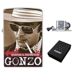 Lighter : Hunter S. Thompson - Gonzo