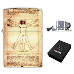 Lighter : Leonardo da Vinci - Vitruvian Man