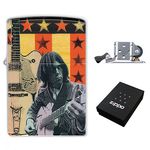 Lighter : Neil Young - Gretsch White Falcon