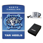Lighter : North Carolina Tar Heels