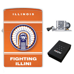 Lighter : Illinois Fighting Illini