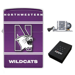 Lighter : Northwestern Wildcats