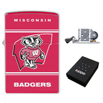 Lighter : Wisconsin Badgers