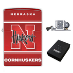 Lighter : Nebraska Cornhuskers
