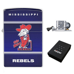Lighter : Ole Miss Rebels