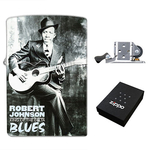 Lighter : Robert Johnson - King of the Delta Blues