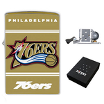 Lighter : Philadelphia 76ers