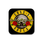 Coasters (4 pack - Square) : Guns N' Roses